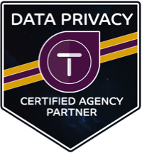 data privacy certified agency partner badge